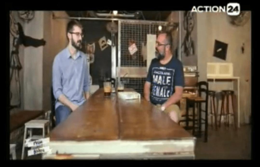 Συνέντευξη στο Action24 με τον Δημήτρη Γιατζόγλου