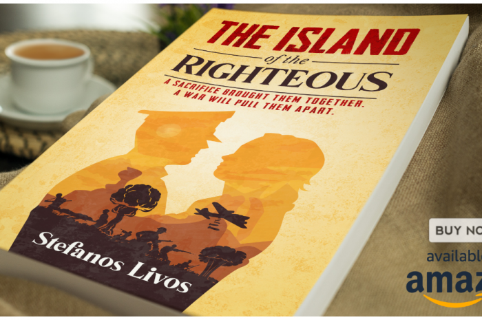 The Island of the Righteous: a novel about the Greek island that rescued all its Jews in WWII